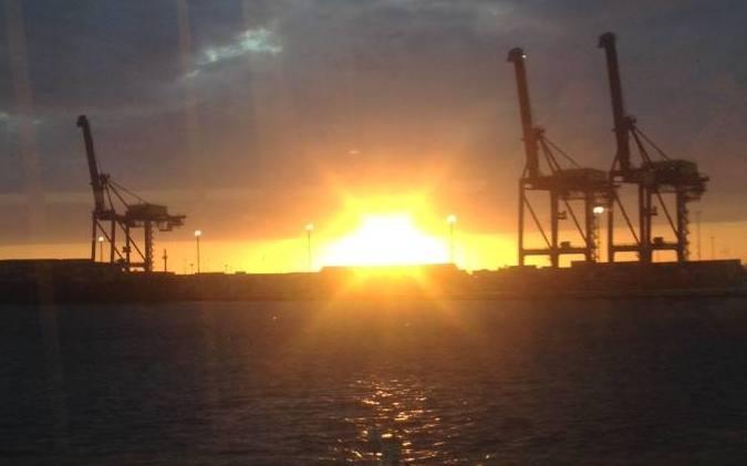 The Fremantle Sound